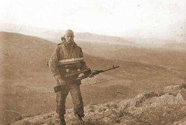 Odstřelovači Sovětského svazu z války v Afghánistánu