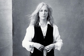 Patti Smith, zpěvačka, skladatelka a textařka