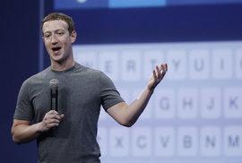 Zuckerbergovo novoroční předsevzetí: Být jako Iron Man a vynalézt robotickou domácnost