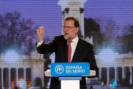 Rajoy přijel do Barcelony, vyzval Katalánce k obnovení demokracie