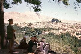 Afghánistán v 60. letech