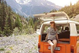 Nejlepší dovolená? Vzít starý auto a místo lánu světa zůstat na domácím