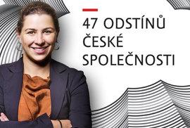 Uprchlíci, sex a dalších 45 odstínů české společnosti. Kateřina Kadlecová ve videoblogu…