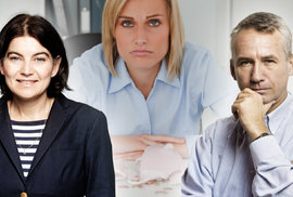 Genderová válka o platy žen a mužů: Videoduel Bednářová kontra Klvaňa