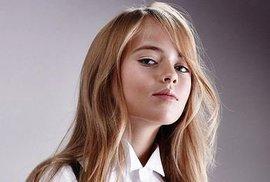 Dětská modelka Kristina Pimenovová