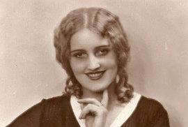 Miss Československo Milada Dostálová