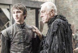 """Hra o trůny: """"Bran Stark"""" o své seriálové smrti, o hovorech s Hodorem a o četbě …"""