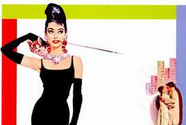 Plakát k filmu Snídaně u Tiffanyho (1961)