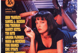 Plakát k filmu Pulp Fiction (1994)