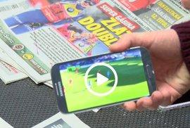 Deník Sport rozhýbal papírové noviny