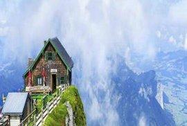 Originální bydlení na konci světa. Značka: o sousedy nestojím