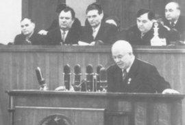 """Před 60 lety Chruščovova """"tajná"""" zpráva šokovala pravověrné komunisty"""