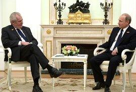 Putin se snaží cíleně destabilizovat Západ, mimo jiné i skrze Českou republiku