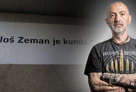 Zeman není k****. Videoblog JXD