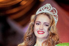 Před jedenadvaceti lety, když Monika Žídková zvítězila vsoutěži Miss ČR