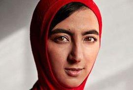 Nové dresy ženské afghánské reprezentace.