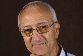 Hassan Mezian, lékař a senátor původně ze Sýrie, nyní ze severu Čech.