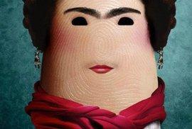 Italský umělec Dito Von kreslí na prsty portréty známých osobností i fiktivních postav