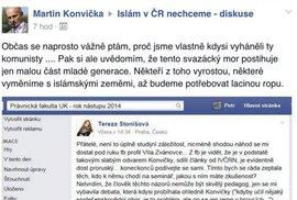 Zastánce neonacistů Zvánovec na právnické fakultě aneb Jak se stát spolehlivě a rychle…