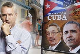 Kdy padne Castro? Obama na komunistické Kubě. Videoblog Tomáše Klvani