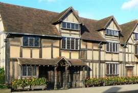 Rodný dům W. Shakespeara