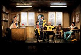 Ucpanej systém – hit Dejvického divadla podle Welshova Acid Houseu