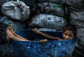 Ve slumech potkáte chudobu, ale ne beznaděj