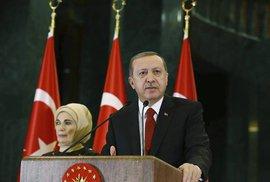 Turecký prezident Erdoğan je gangsterský samovládce, jenže Západ uvízl v jeho pasti