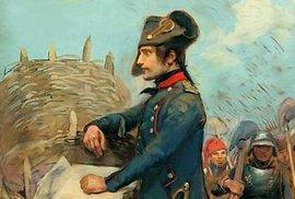 Napoleon v Toulonu (1793).