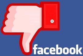 Který blbec vymýšlí reklamy na Facebooku?