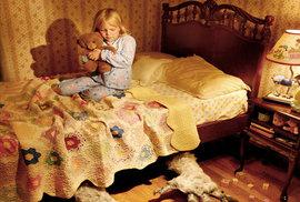 Hororové dětství.