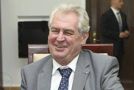 Prezident Miloš Zeman posiluje svůj vliv nad ČNB.
