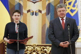 "Prezident Porošenko komikem roku: ""Ukrajina dostane zpět Donbas i Krym"""
