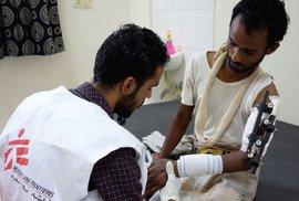 Vězeň na webu předstíral, že pracuje jako lékař v Sýrii. Ženy mu posílaly peníze i nahé fotky