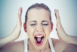 Syndrom explodující hlavy. Trpíte jím také?