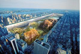 Mrakodrapy budoucnosti: Obzor New Yorku