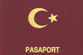 Turecký pas.