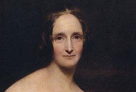Mary Shelleyová v roce 1840.