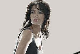 Lena Headeyová jako Sarah Connorová.