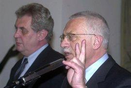 Převraty po Česku: Kauzy, které hýbaly naší politikou v posledních dvaceti letech