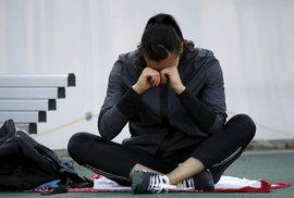 Jelena Isinbajevová je zklamaná, OH v Riu ji mine