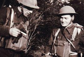 Operace Anthropoid: Před útokem na Heydricha. Podívejte se na unikátní záběry z výcviku…