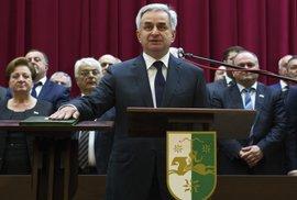 Světový rekord: V proruské Abcházii uspořádali referendum, přišlo jen 1,23 procenta voličů