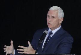 Donald Trump oznámil jméno svého viceprezidenta, je jím guvernér Indiany Mike Pence