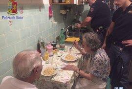 Sousedé slyšeli usedavý pláč a zavolali policii. Ta objevila měsíce nenavštívený pár…