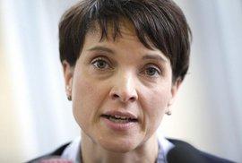 Šok v Německu: Frauke Petry, šéfka protiuprchlické AfD, zvažuje odchod z politiky
