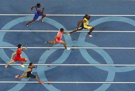 To nemá obdobu – famózní Usain Bolt potřeboval na 9 zlatých medailí jen 114 sekund