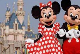 1. Disneyland – místo, které se pyšní tím, že je údajně tím nejšťastnějším na Zemi. Není proto divu, že právě z Disneyho zábavních parků je nejvíce příspěvků.