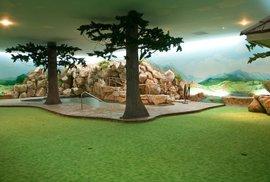 Obchodník z Las Vegas vybudoval pod svým domem luxusní protiatomový kryt