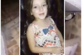 Aleppo, město války: Video zachycuje klidnou chvíli plnou smíchu, v tom vybouchne bomba